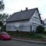Einfamilienhaus Iffezheim vorher