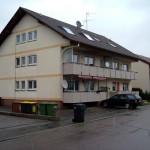 Mehrfamilienhaus Hügelsheim vorher